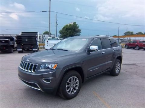 Pre-Owned 2015 JEEP GRAND CHEROKEE  4x4