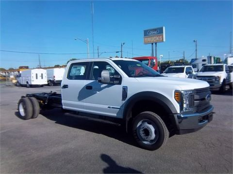 New 2017 FORD F550 XL SD  4x2