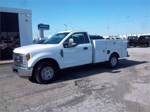 New FORD F250 XL SD