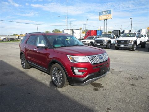 New 2016 FORD EXPLORER