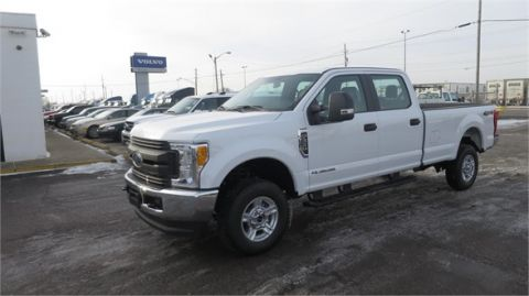 New 2017 FORD F350 SD  4x4