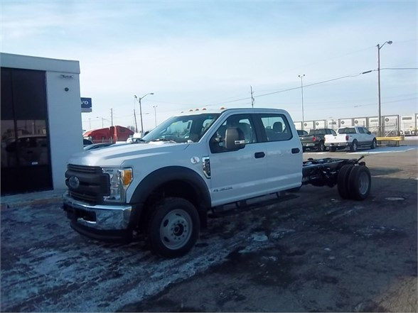 New 2017 FORD F550 XL SD  4x4
