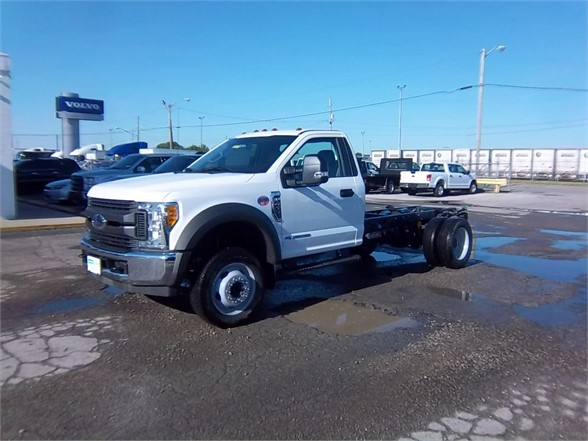 New 2017 FORD F450 XL SD