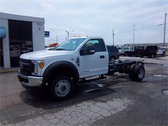 New 2017 FORD F450 XL SD  4x4
