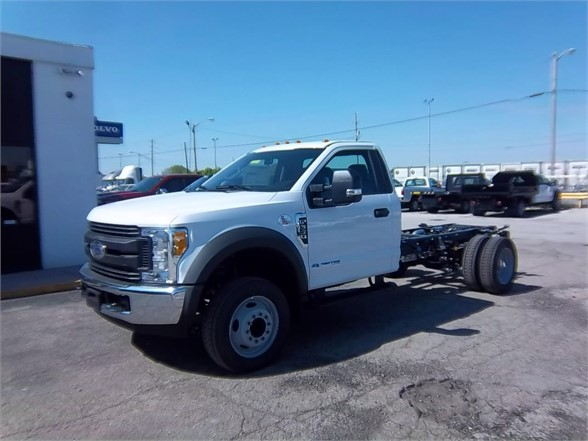 New 2017 FORD F550 XL SD
