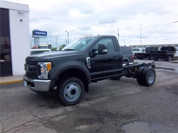 New FORD F550 XLT SD