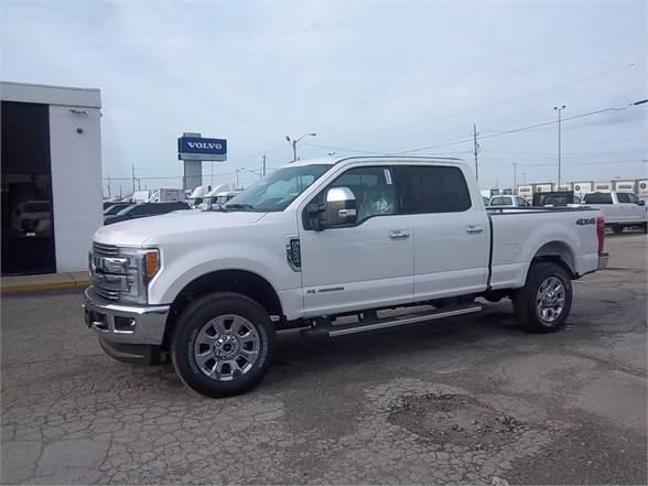 New 2017 FORD F250 SD